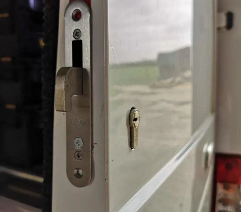 Van Locks Fitted